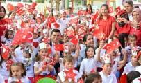 NASREDDIN HOCA - Kepez'in Minikleri Cumhuriyeti Kutladı