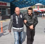 BANKAMATIK - Konya'da Gasp Şüphelisi Tutuklandı
