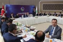 NECATI ŞENTÜRK - KOP Başkanı Kırşehir'de STK Temsilcileri Ve Basın İle Buluştu