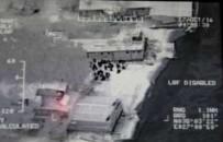 HAVA OPERASYONU - Kuşadası Körfezi'nde hava destekli göçmen operasyonu