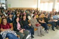HALK EĞİTİM MERKEZİ - Lüleburgaz Halk Eğitim Merkezi'nin Okul Aile Birliği Genel Kurul Toplantısı Düzenlendi
