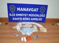 KıRAATHANE - Manavgat'ta Kumar Baskını