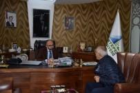 MHP'den Kartepe Belediye Başkanı Üzülmez'e Ziyaret