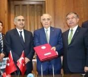 HAYIRSEVER İŞ ADAMI - Milli Eğitim Bakanı Dr. İsmet Yılmaz Açıklaması