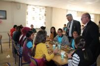ANADOLU LİSESİ - Müdür Aslan Öğrencilerle Bir Araya Geldi