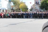 ÖMER FETHI GÜRER - Niğde 29 Ekim Kutlamaları Törenle Başladı