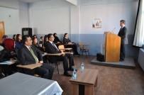 HALK BANKASı - Sungurlu MYO'da 'Bankacılık' Konferansı