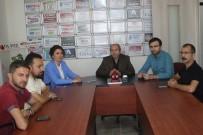 İSİM DEĞİŞİKLİĞİ - Tabipler Odası CGC'yi Ziyaret Etti