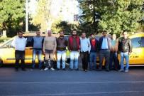 TAKSİ ŞOFÖRÜ - Taksi Şoförlerinin 'T' Plaka Mağduriyeti