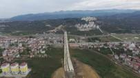 YAYA GEÇİDİ - Türk Mühendisleri Yaptı 5 Ay Sonra Hizmete Girecek