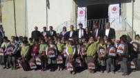 NOSTALJI - Türkiye Petrolleri Genel Müdürü Besim Şişman Sincik'te Öğrencilere Hediye Verdi
