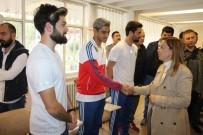 ÖZNUR ÇALIK - Yeni Malatyaspor'a Moral Ziyareti