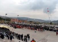 ÇANAKKALE ZAFERI - 29 Ekim Cumhuriyet Bayramı Karabük'te Coşkuyla Kutlandı