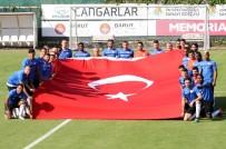 EMRE GÜRAL - Antalyaspor, Kayserispor Maçı Hazırlıklarını Sürdürdü