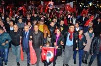 GAMZE AKKUŞ İLGEZDİ - Ataşehir'de 29 Ekim Coşkusu