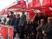 BAŞTÜRK - Banaz'da Cumhuriyet Bayramı Coşkuyla Kutlandı