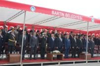 NUSRET DIRIM - Bartın'da, Cumhuriyetin 93.Yılı Coşkuyla Kutlandı