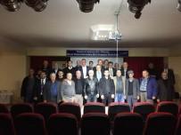 ZEKERIYA SARıKOCA - Çiftçiler Toplantıda Buluştu