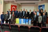 ENIS SÜLÜN - Çorlu TSO'dan 860 Öğrenciye Ayakkabı Yardımı