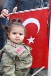 CEVDET CAN - Cumhuriyet Bayramı'na Küçük Asker Damga Vurdu
