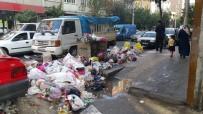 HÜSEYIN AKSOY - Diyarbakır Valiliğinden Belediyelere 'Çöp' Uyarısı