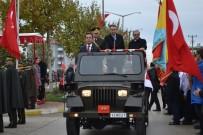 MUSTAFA YAŞAR - Gelibolu'da Cumhuriyet Bayramı Törenle Kutlandı