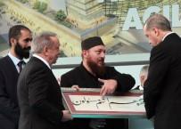 HEKIMOĞLU - Hat Ustasından Cumhurbaşkanı Erdoğan'a Anlamlı Hediye