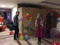 OYUNCAK BEBEK - Lösemili Çocukların 29 Ekim Cumhuriyet Bayramı Coşkusu
