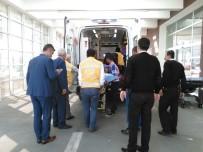 MAGANDA KURŞUNU - Maganda Kurşunu 2 Kişiyi Yaraladı
