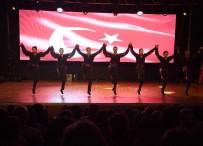 AŞıK SEFAI - Mersin'de 'Aşk-I Devlet' Özel Gösterimi