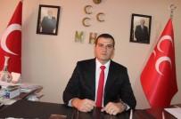 DARMADAĞıN - MHP İl Başkanı Pehlivan Cumhuriyet Bayramını Kutladı