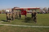 ALI AKYÜZ - Mut'ta Cumhuriyet Bayramı Coşkusu