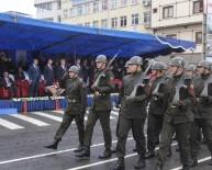 ERDOĞAN BEKTAŞ - Rize'de Cumhuriyet Bayramı Kutlamaları