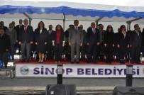 SINOP ÜNIVERSITESI - Sinop'ta 29 Ekim Coşkusu