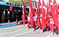 AHMET OKUR - Uşak'ta 29 Ekim Cumhuriyet Bayramı Kutlamaları