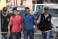 BEBEK ARABASI - Adana'da Kapkaç Zanlısı 2 Kişi Yakalandı