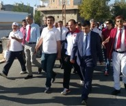 MUSTAFA KUTLU - Adıyaman'da Yürüyüş Günü Kutlandı