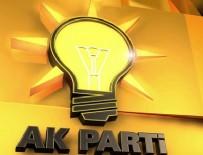 SEÇİM SÜRECİ - AK Parti'de istifa!