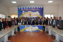 SEÇİM SÜRECİ - AK Parti Çorum İl Yönetimi İstifa Etti