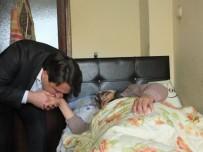 AK Parti Teşkilatından Yaşılara Ziyaret
