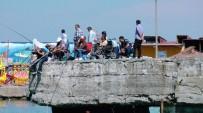 OLTA - Akçakoca'da Olta Avcılığına Büyük İlgi
