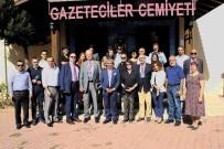 NÜRNBERG - Alman Emniyet Müdürü Rast Açıklaması 'Türkiye'deki Güvenlik, Hiçbir Avrupa Ülkesinden Aşağı Değil'