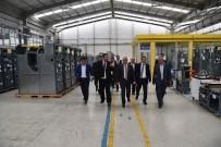 UZUNTARLA - Başkan Üzülmez, Öz Uzuntarla Kooperatifi Ve Elimsan'ı Ziyaret Etti