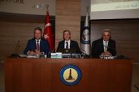 SEÇİMİN ARDINDAN - Belediye Meclisinin Yeni Başkan Vekilleri Belirlendi