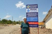 MASLAK - Bozan Ve Doydum Mahallelerinin Sorunlarını Çözüldü