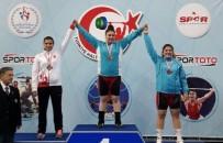 HALTER ŞAMPİYONASI - Büyükşehir'den İki Yeni Türkiye Şampiyonu