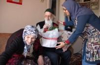 DÜNYA YAŞLILAR GÜNÜ - Büyükşehir Yaşlı Biriminden Yaşlılara Ziyaret
