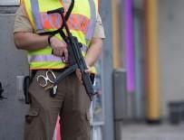 MAGANDA KURŞUNU - Almanya'da cami kermesinde iki kadın kurşunla yaralandı