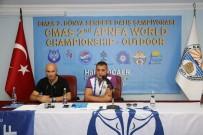 ŞAHİKA ERCÜMEN - CMAS 2. Serbest Dalış Dünya Şampiyonası Başladı