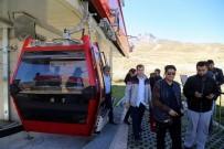 KIŞ TURİZMİ - Erciyes'e Arapların İlgisi Artıyor